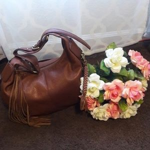 Lucky Brand Beautiful leather handbag